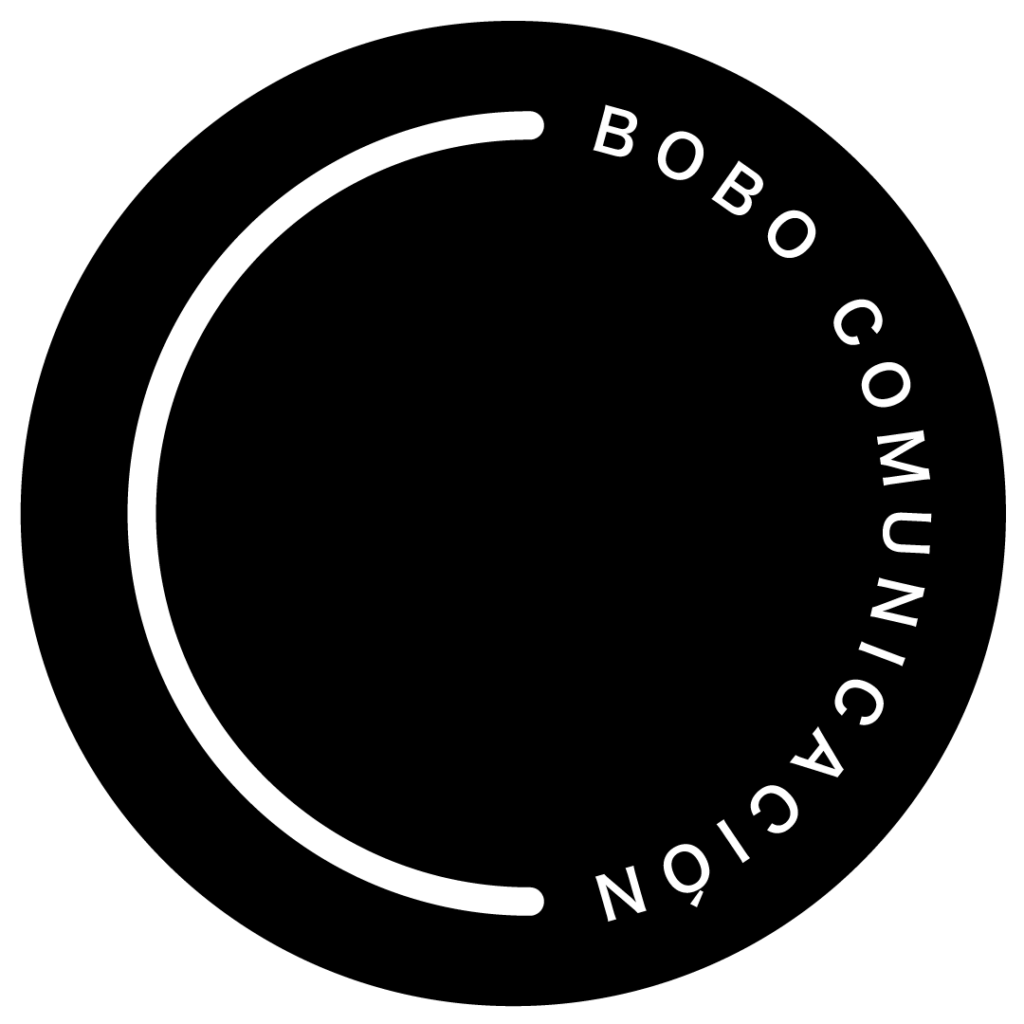 Logo Bobo Comunicación
